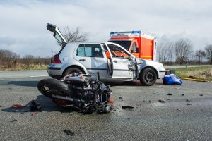 Involved in a Motorcycle Accident? Here's What to Do